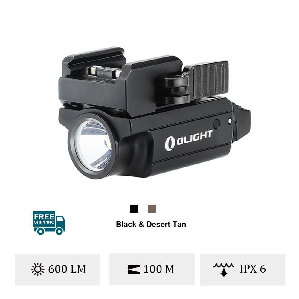 Olight PL-MINI 2 Compact and Rechargeable Light