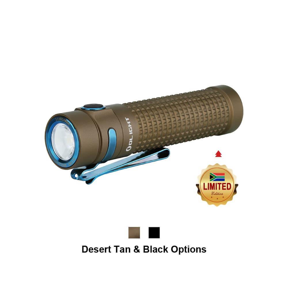 Olight S2R Baton II 1150 Lumens Compact Camping EDC Torch