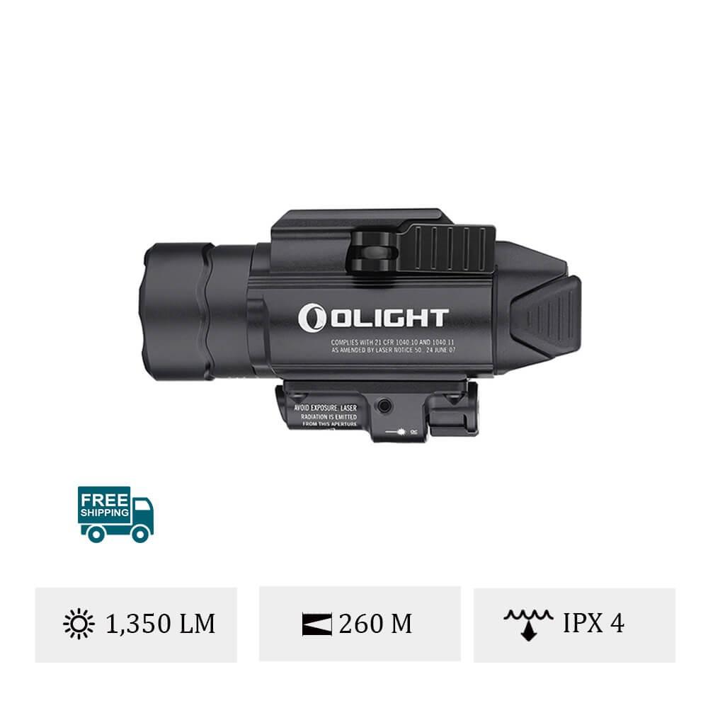Olight Baldr IR 1350 Lumens LED Light