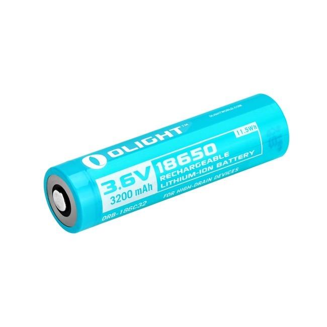 18650 Customised 3,200mAh Battery