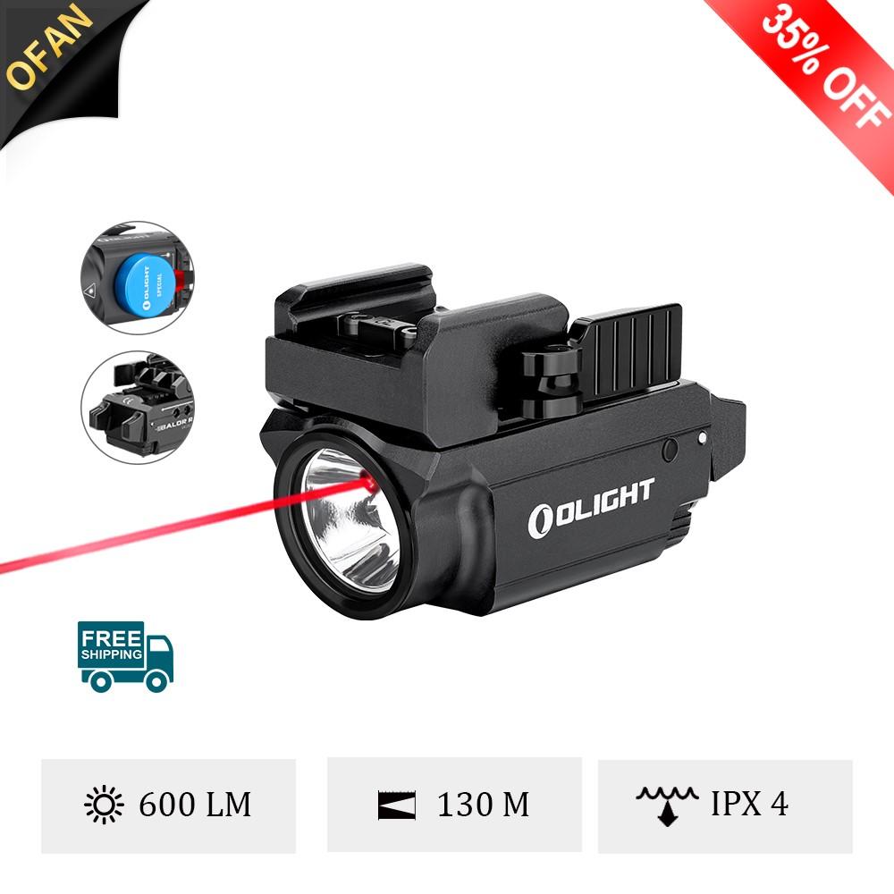 Olight Baldr RL Mini Laser Tactical Flashlight
