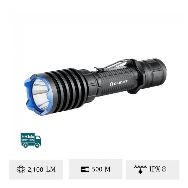 Olight Warrior X Pro 2100 Lumens Tactical Light