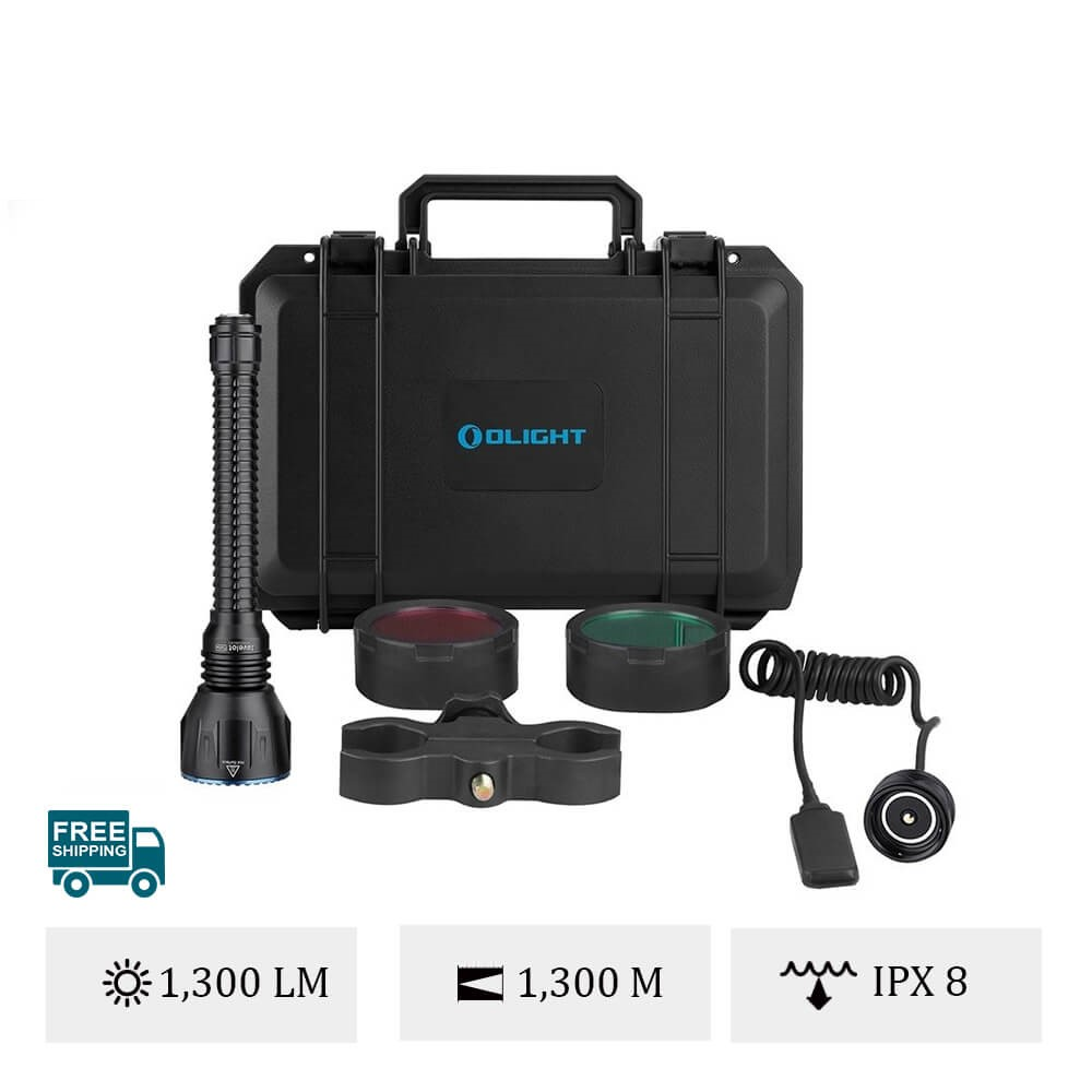Olight Javelot Turbo Kit Spotlight Flashlight