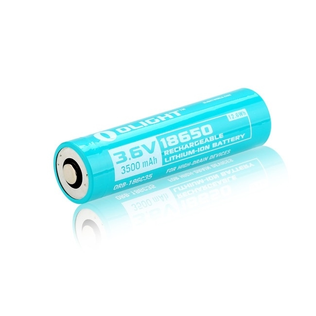 18650 customized 3500mAh battery for Perun/ Baton Pro/ S30RII/ S30RIII/ S2R/ R20 Javelot