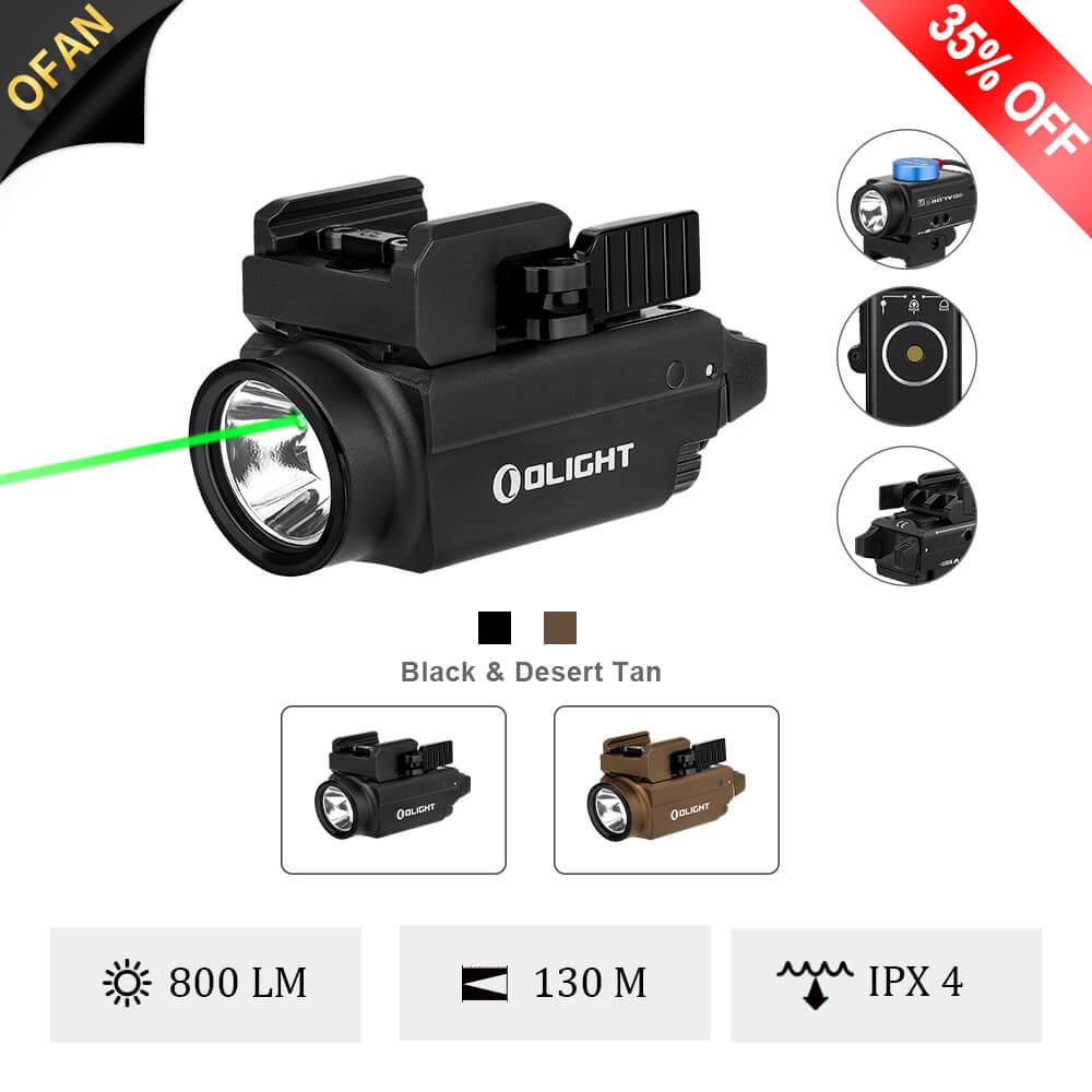 Olight Baldr S Tactical Light 800 Lumens