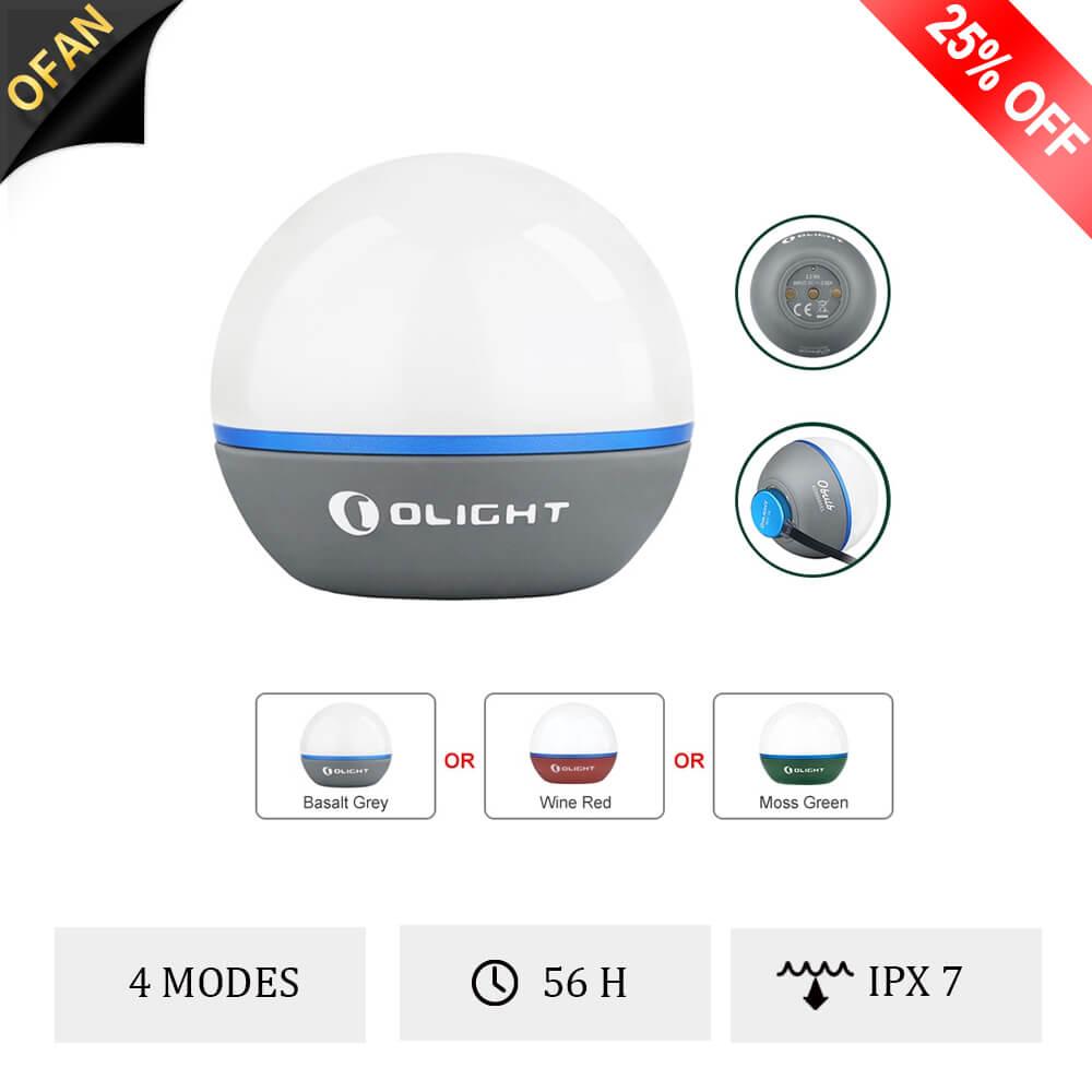 Olight Obulb Rechargeable Bulb Light