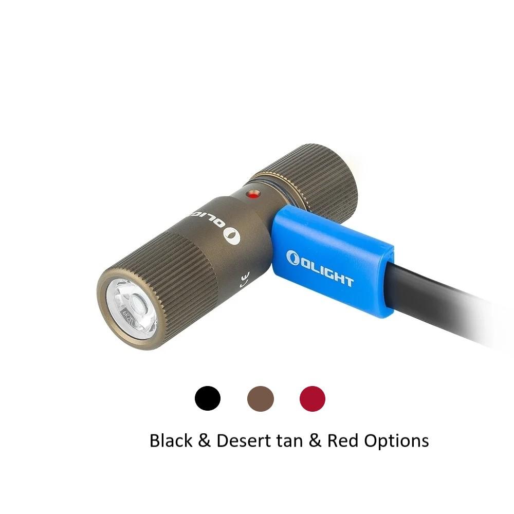 Olight i1R 2 EOS Kit 150 Lumens Small EDC Keychain Torch