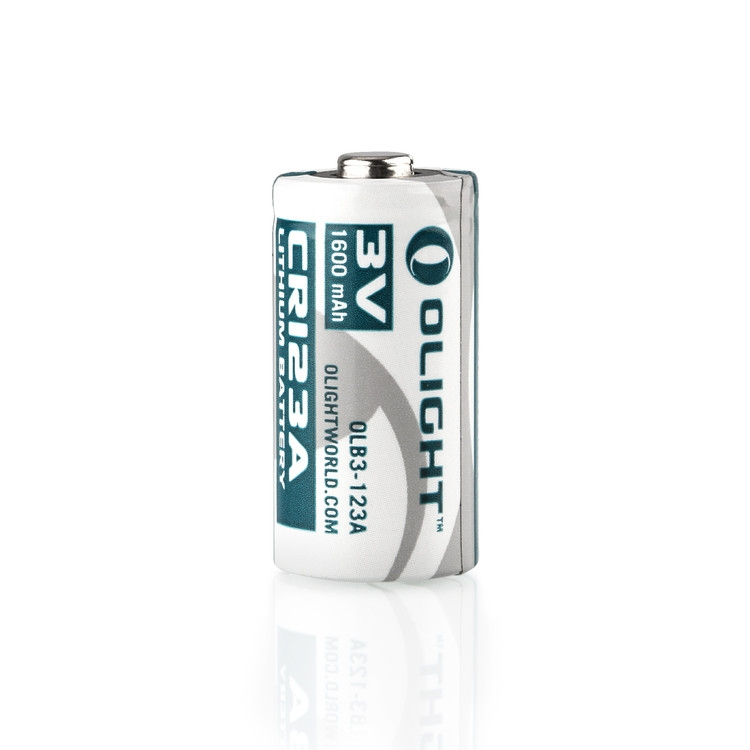 CR123A Lithium Battery
